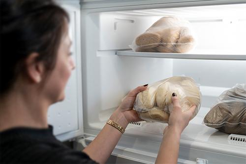 1 yıla kadar dondurucunuz da saklayabilir.